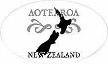 CafePress-Aotearoa Neuseeland Oval