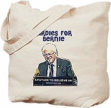 CafePress–Birdies für Bernie–Tasche