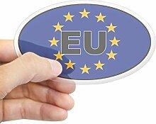 CafePress–Europäische Union (EU) Oval