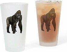 CafePress–Gorilla–Pint-Glas, 473 ml