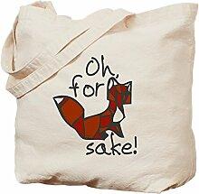 CafePress–Oh für Fox Sake–Leinwand