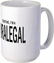 CafePress–rechtsanwaltsfachangestellter–Großer Becher