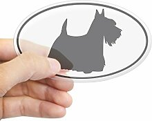 CafePress–Scottish Terrier Oval