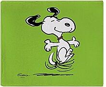 CafePress–Tanzender Hund–weicher Fleece Überwurf Decke, 127x 152,4cm Stadion Decke
