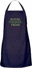 CafePress – Faster. Stronger. vegan -