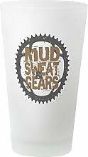 CafePress Glas für Schlamm, Schweiß und