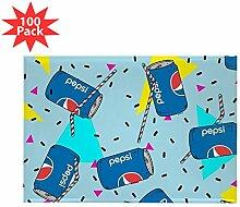 CafePress Magnete mit Pepsi-Dosen-Muster,