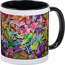 CafePress - Origami Crane Madness Tasse -