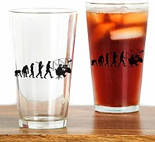 CafePress Pint-Glas mit Luftkontrollfunktion