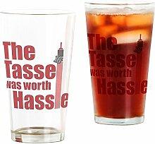 CafePress Quasten-Glas für Pints, 473 ml