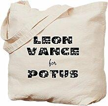 CafePress Vance for Potus Tragetasche, canvas,