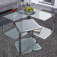 CAGÜ: Design Retro Lounge BEISTELLTISCH [CUBO]