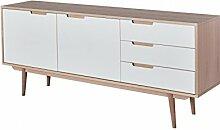 CAGUSTO® Sideboard FLEMMA, 180 x 40 x 75, TV