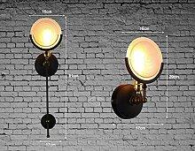 CAI Hotel-Café-Wohnzimmer-Bar-Wandlampe,