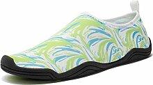 CAI Mens Womens Wasser Schuhe Quick Dry Sport Aqua