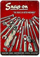 CAIBAIHUI Metallschild Retro Blechschild Poster
