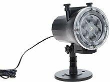 CAIDUD Landschaftslampe Rasen Lampe Tragbare LED