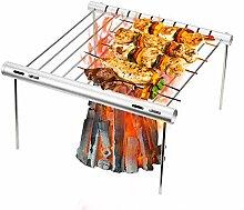 caijiacanna Barbecue Küchenhelfer Außengrill