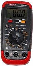 CAIJINJIN Multimeter UA33B Digital-Multimeter DC