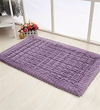 CAIJUN Teppiche Anti-Rutsch-Matten Einfache moderne Waschmaschine Wäsche Teppich Haushalt Home Pad Eingang Türmatten Bereich Teppiche (Farbe : J, größe : 60*90cm)