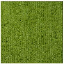 CAIJUN Teppiche Farbe Moderner Teppich-Teppich, Konferenzraum-Spleißen-Teppich, Büro-spezifische Teppich-PVC-Unterseite, quadratischer Teppich Bereich Teppiche ( Farbe : H , größe : 50*50cm )