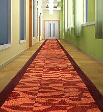 CAIJUN Teppiche Flur Teppich, Gartenteppich, Die ganze Treppe Teppich, Treppe Teppich Teppich Flur Teppich Das ganze Volumen 1-10 M Bereich Teppiche (Farbe : B, größe : 1.0*3.0m)