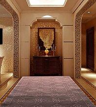 CAIJUN Teppiche Foyer Teppich, kann abgeschnitten werden Absorbent rutschfeste Treppe Pad, Gang Korridor Teppich Teppich (1-14 M) Bereich Teppiche (größe : 1.2*4.0m)