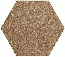 CAIJUN Teppiche Stitching Teppich, Farbige Nylon-Box Kombination Teppich, Office Flammwidrig Hexagonal Stitching Teppich, voll von Engineering Teppich Bereich Teppiche (Farbe : H, größe : 50 cm)