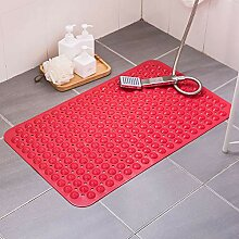 CAIXIN Nicht-Slip Badewanne Mat Dusche PVC