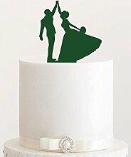 Cake Topper #3, Tortenstecker, Tortenfigur Acryl,