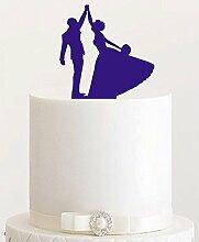 Cake Topper #3 , Tortenstecker, Tortenfigur Acryl,
