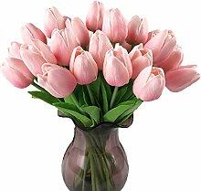 Calcifer Künstliche Mini-Tulpen, Blumenstrauß