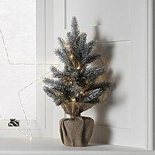 Caledonia 15er LED Mini Tannenbaum warmweiß Timer