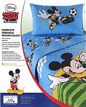 Caleffi Bettwäsche Disney Mickey Mouse Set