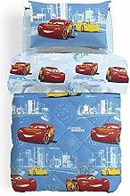 Caleffi Steppdecke Disney Cars Record, aus