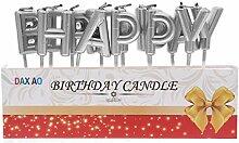 calistouk Happy Birthday englischen Buchstaben