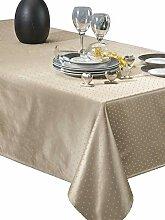 CALITEX Basly Tischdecke rechteckig Polyester