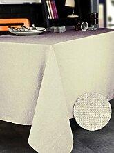 Calitex Brom 3372360500764Tischdecke rechteckig Polyester ecru