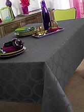 Calitex Evana 3372360503,24Tischdecke rechteckig Polyester Grani