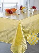 CALITEX Goa Tischdecke Transparent rechteckig