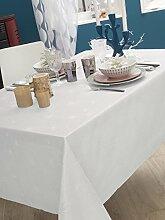 Calitex kalyne Tischdecke Polyester Sand 300x 150cm