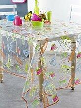 Calitex Limonade Tischdecke PVC, mehrfarbig, PVC,