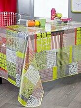 CALITEX patchflower Tischdecke Transparent