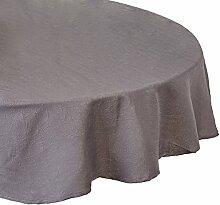 CALITEX TAFT Knittereffekt Tischdecke Polyester