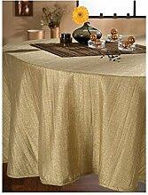 CALITEX Textil Tischdecke rechteckig, 150 x 300