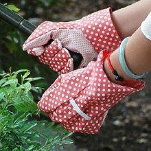 Calli Cotton Gartenhandschuhe Arbeitsschutzrutschfeste Handschuhe