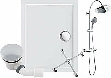 Calmwaters® - Modern Select - Bodengleiche Dusche
