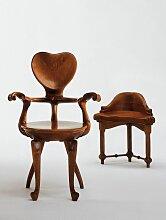 Calvet Armlehnstuhl von Antoni Gaudí für BD