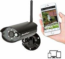 CAM212 - Kompakte IP-Überwachungskamera in