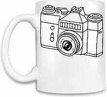 Camera Kaffee Becher